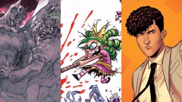 HEY, KIDS! COMICS! WEEK IN REVIEW