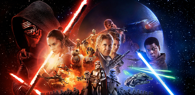 The Circle Is Now Complete With Abrams' Reverential 'THE FORCE AWAKENS'
