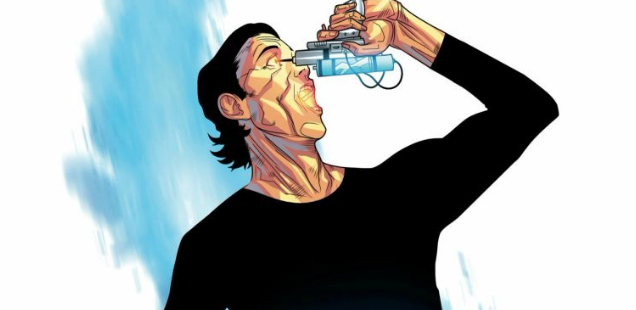 HEY, KIDS! COMICS! THE FUTURE IS A FIX IN DUVALL & SINGH'S 'NARCOPOLIS: CONTINUUM' #1