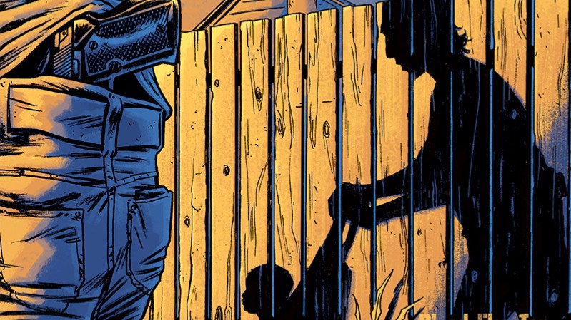 HEY, KIDS! COMICS! 'THE VIOLENT' #1 IS A LOVE LETTER FOR THOSE TRYING TO HOLD ON