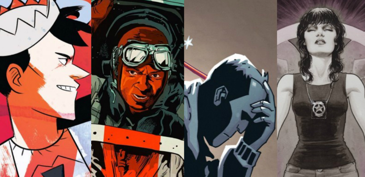 AfterShock Soldiers On, And Robinson Is 'SUPREME' In Our WEEK IN REVIEW — HEY, KIDS! COMICS!