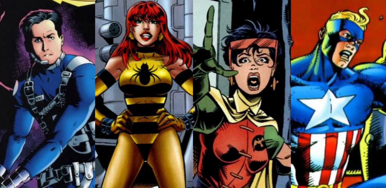 Make Mine Amalgam: The 7 best characters from the Amalgam Age of Comics
