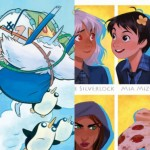 BOOKS FOR BABES: 'GOTHAM ACADEMY' Kicks Off A New Arc, And We Sink Our Teeth Into 'LUNA THE VAMPIRE'