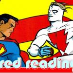Twenty years later, Allred's 'The Superman-Madman Hullabaloo!' is still ginchy fun