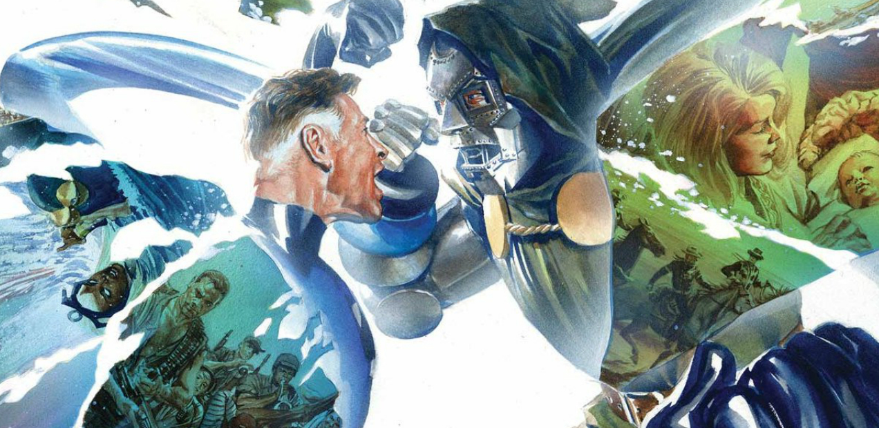 'SECRET WARS' #9 Is An Electrifying And Fitting End To A Fantastic Era — HEY, KIDS! COMICS!