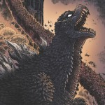 Behold The Towering, Magnificent Horror Of 'GODZILLA IN HELL' -- HEY, KIDS! COMICS!