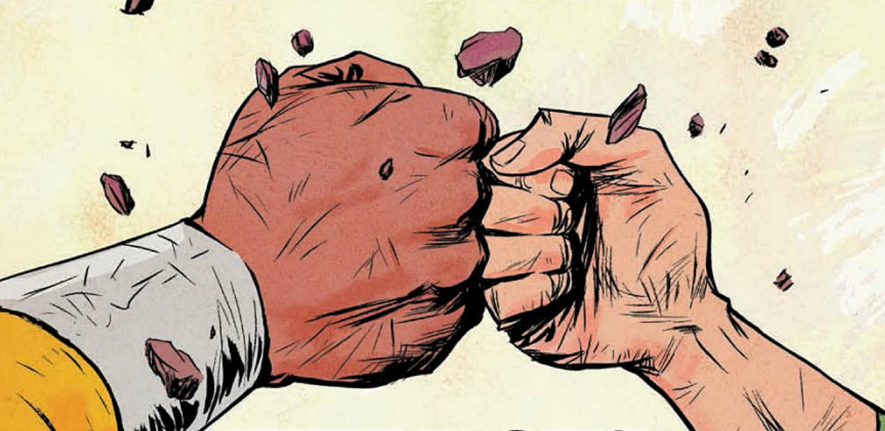 'POWER MAN AND IRON FIST': Bask In Walker, Greene & Loughridge's Neo-Vintage Cool — HEY, KIDS! COMICS!