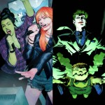UNDERCOVER: DC Clowns Around While Double Take Hits Us With A Double Whammy -- HEY, KIDS! COMICS!