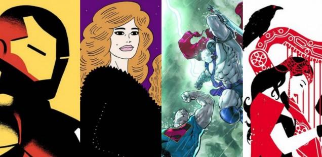 UNDERCOVER: 'LOVE & ROCKETS', 'SHERIFF OF BABYLON' Among The Week's Best -- HEY, KIDS! COMICS!