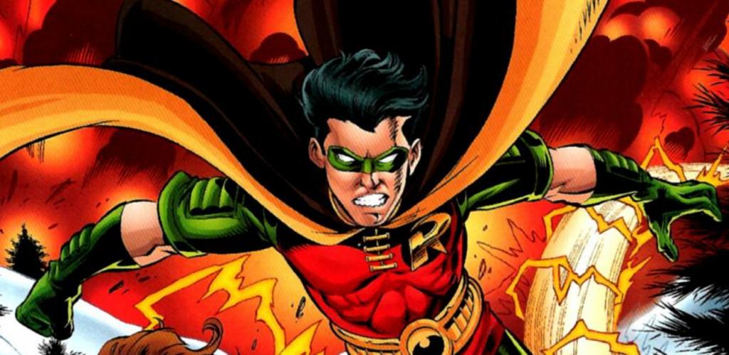 According to Marts, Tim Drake is the Robin Gotham deserves.