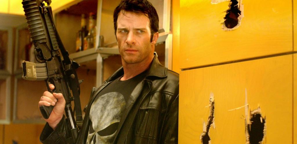 The worst Punisher movie yet? Marts thinks it's Jane & Travolta's flick.