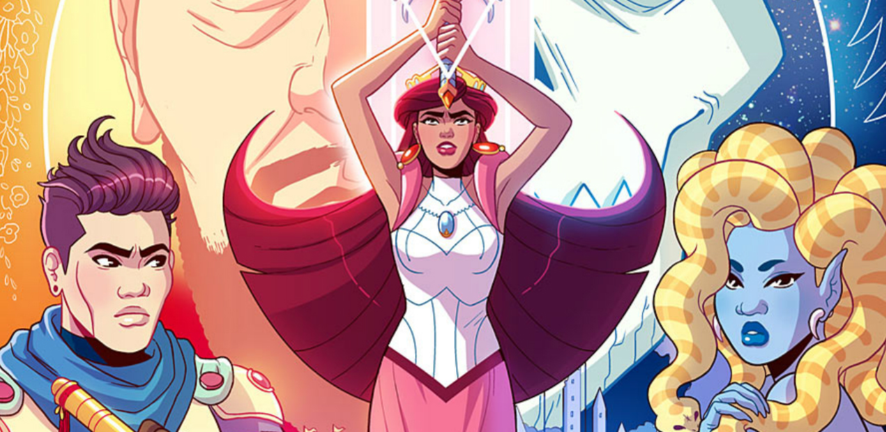 'ANOTHER CASTLE' #1 Declares That The Old Guard Need Not Apply — HEY, KIDS! COMICS!