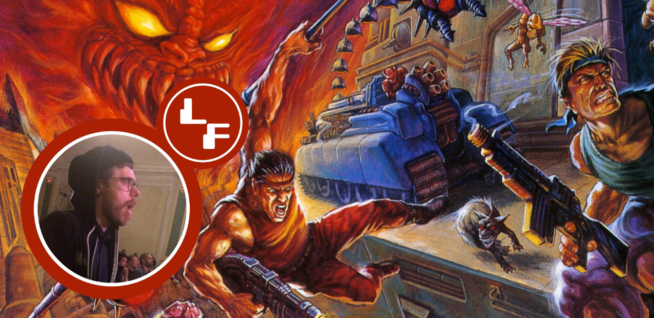 10 THINGS CONCERNING Scott Southard And 'CONTRA III: THE ALIEN WARS' — LOAD FILE