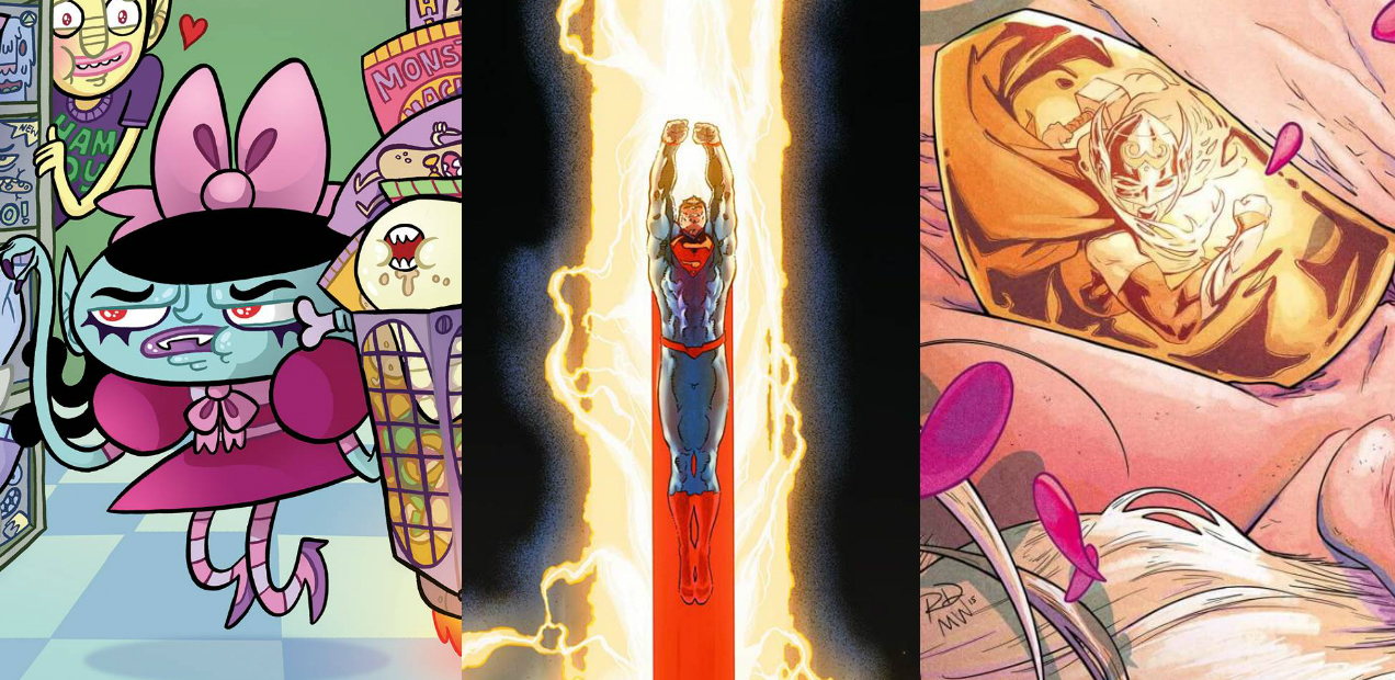 WEEK IN REVIEW: We Prepare To Say Goodbye To Pak & Kuder's 'ACTION COMICS' — HEY, KIDS! COMICS!