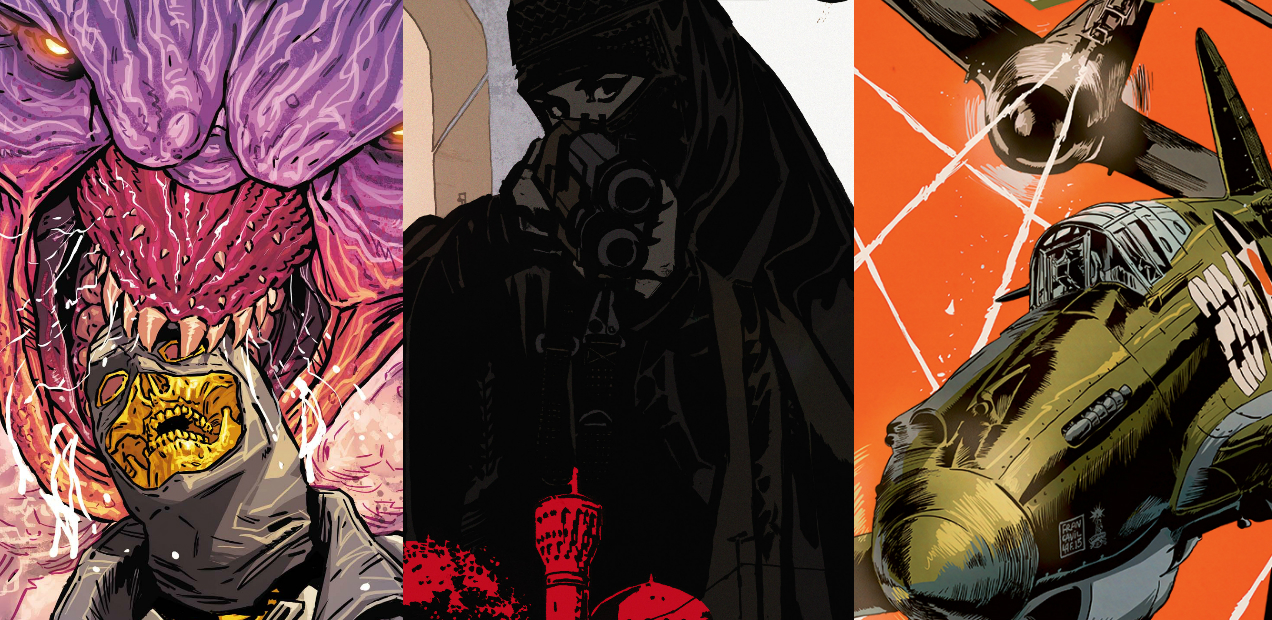 WEEK IN REVIEW: We Prepare Ourselves To Say Goodbye to 'MIDNIGHTER' — HEY, KIDS! COMICS!