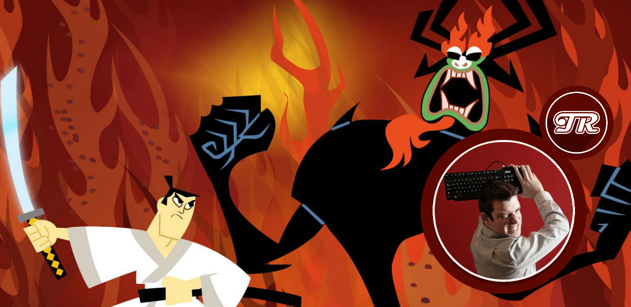 10 THINGS CONCERNING Jim Zub And 'SAMURAI JACK' — TUBE ROCKET