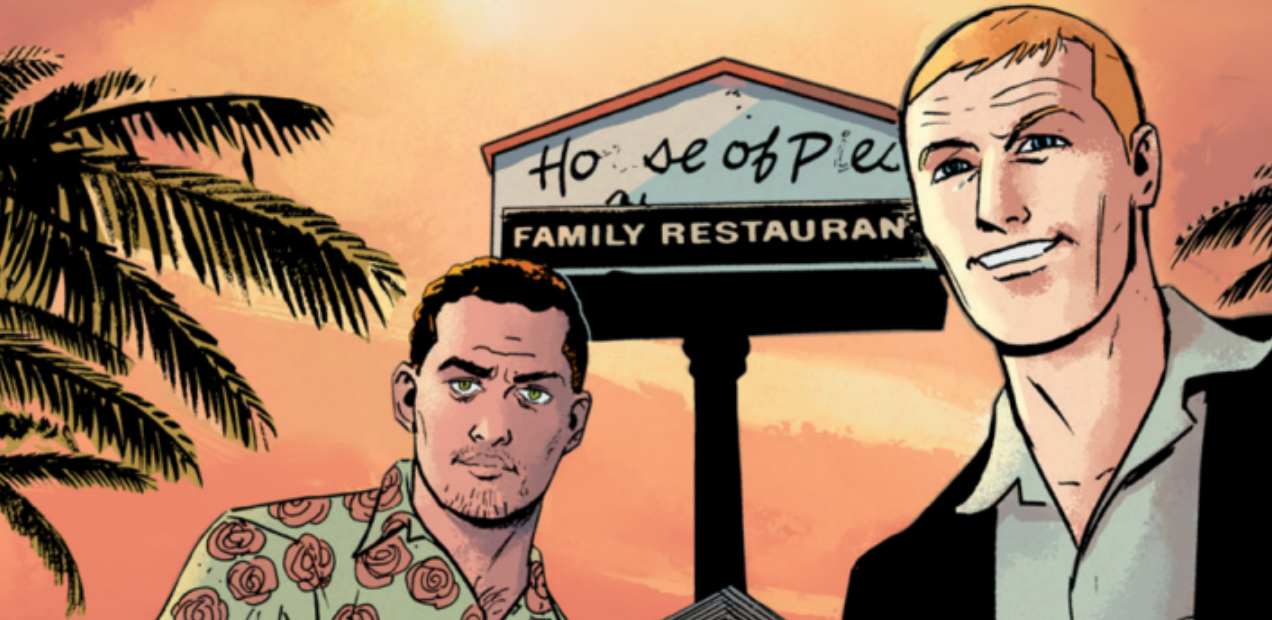 Hilarious, Crude And Always Engaging, 'THE FIX' #1 Rules — HEY, KIDS! COMICS!