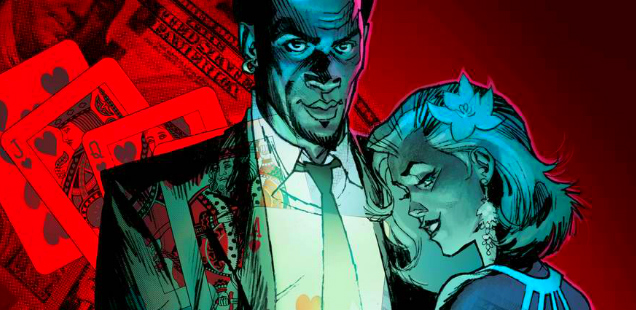 Fawkes & Failla's 'JACKPOT!' #1 Is Another Top-Flight AfterShock Debut -- HEY, KIDS! COMICS!