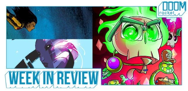 WEEK IN REVIEW: You Need More 'WELCOME TO SHOWSIDE' In Your Life — HEY, KIDS! COMICS!