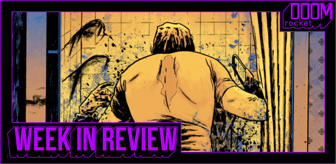 Brisson & Gorham's 'THE VIOLENT' #4 Caps Off Our WEEK IN REVIEW — HEY, KIDS! COMICS!