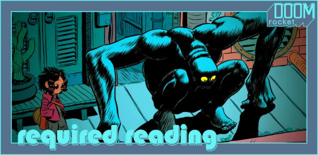 Humanoids' 'KOMA' Is A Vital Piece Of Social Science Fiction -- HEY, KIDS! COMICS!
