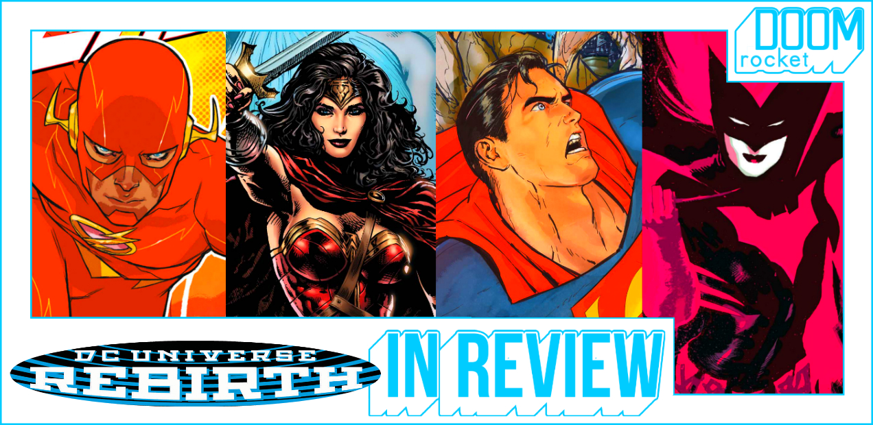 REBIRTH IN REVIEW: Themyscira Is Safe, But Atlantis Is Floundering — HEY, KIDS! COMICS!