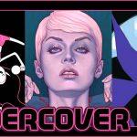 UNDERCOVER: Batman Rocks His Purple, While Frison Freaks Us Out -- HEY, KIDS! COMICS!