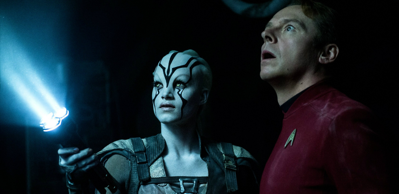 'STAR TREK BEYOND' Logically Course-Corrects An Unwieldy Franchise — ANTI-MONITOR