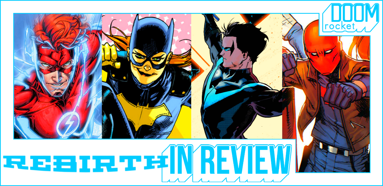 REBIRTH IN REVIEW: When Misfits (Wally West & Jason Todd) Get Their Due — HEY, KIDS! COMICS!