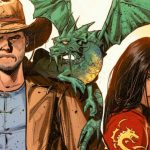 Dragons Soar Over The Untamed West In 'KINGSWAY WEST' #1 -- HEY, KIDS! COMICS!