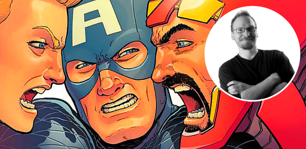 Marvel Comics To Take Very Good Care Of Aaron Kuder, Or There's Gonna Be Trouble