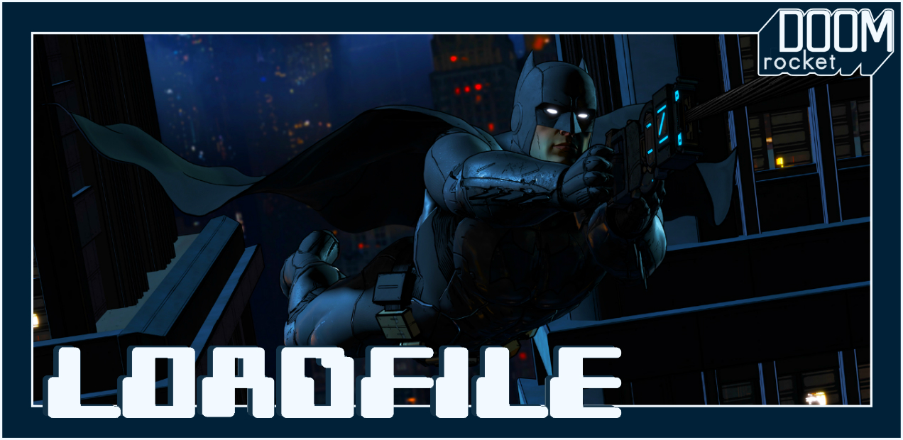 You, The Woefully Unqualified, Are The Dark Knight In Telltale's 'BATMAN' — LOAD FILE