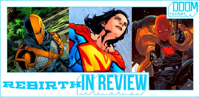 REBIRTH IN REVIEW: Of Masked Boys And Super Women -- HEY, KIDS! COMICS!