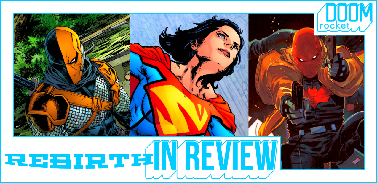 REBIRTH IN REVIEW: Of Masked Boys And Super Women — HEY, KIDS! COMICS!