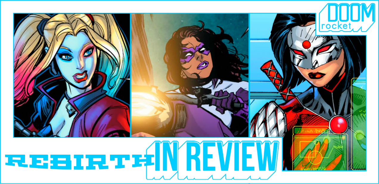 REBIRTH IN REVIEW: DC Just Can't Seem To Overcome Its 'SQUAD' Woes — HEY, KIDS! COMICS!