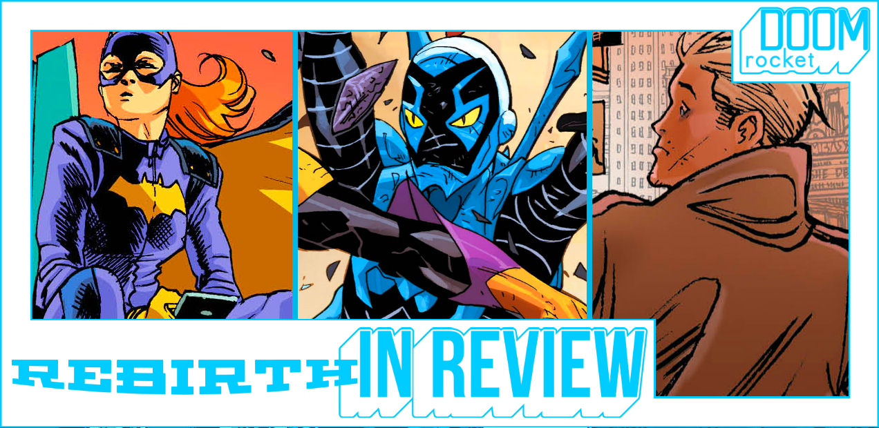 REBIRTH IN REVIEW: 'BLUE BEETLE' & 'HELLBLAZER' Get Another Crack At Life — HEY, KIDS! COMICS!