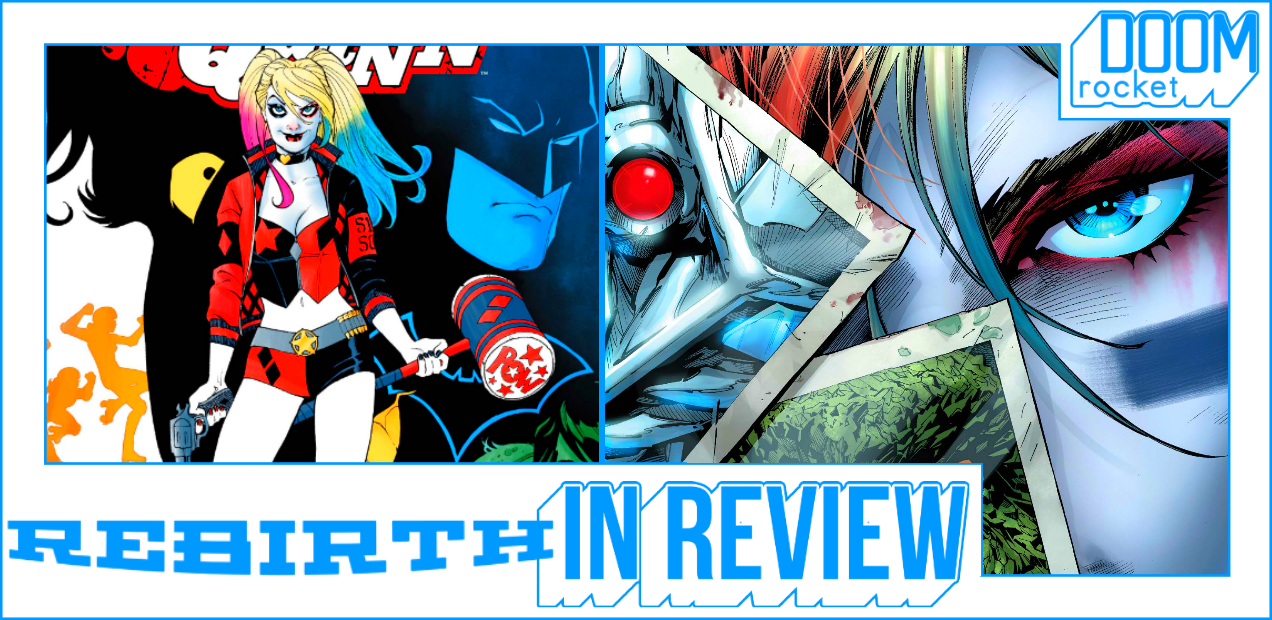 REBIRTH IN REVIEW: It's Just Harley Quinn All Over The Place This Week — HEY, KIDS! COMICS!