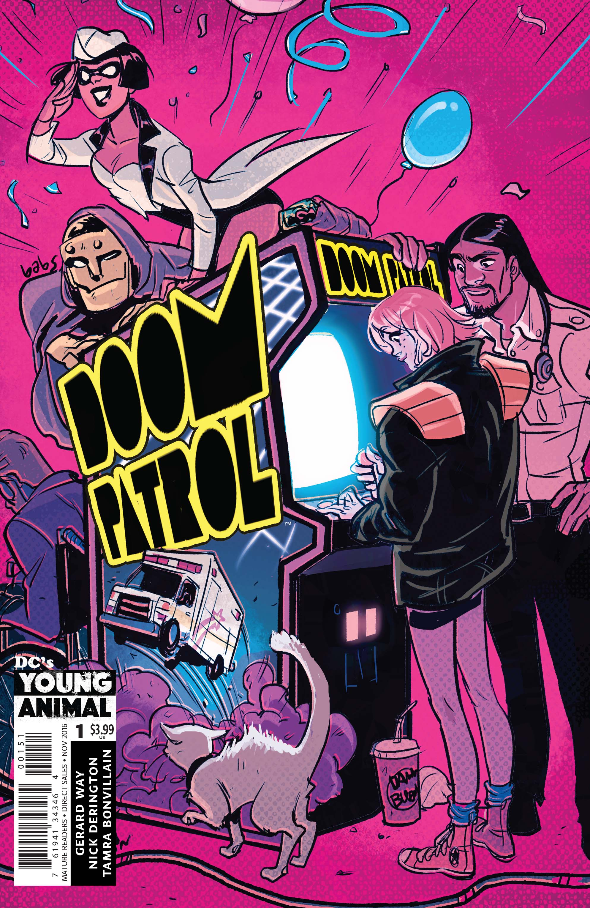 young animal preview  we u0026 39 re hyped on  u0026 39 doom patrol