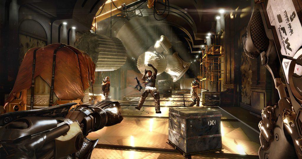 Image: Square Enix.