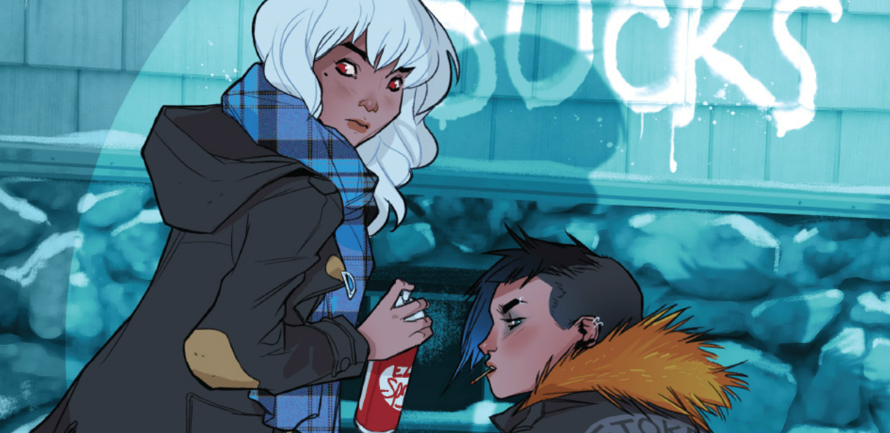 'GOTHAM ACADEMY: SECOND SEMESTER': We've Never Been So Happy To Go To School — HEY, KIDS! COMICS!