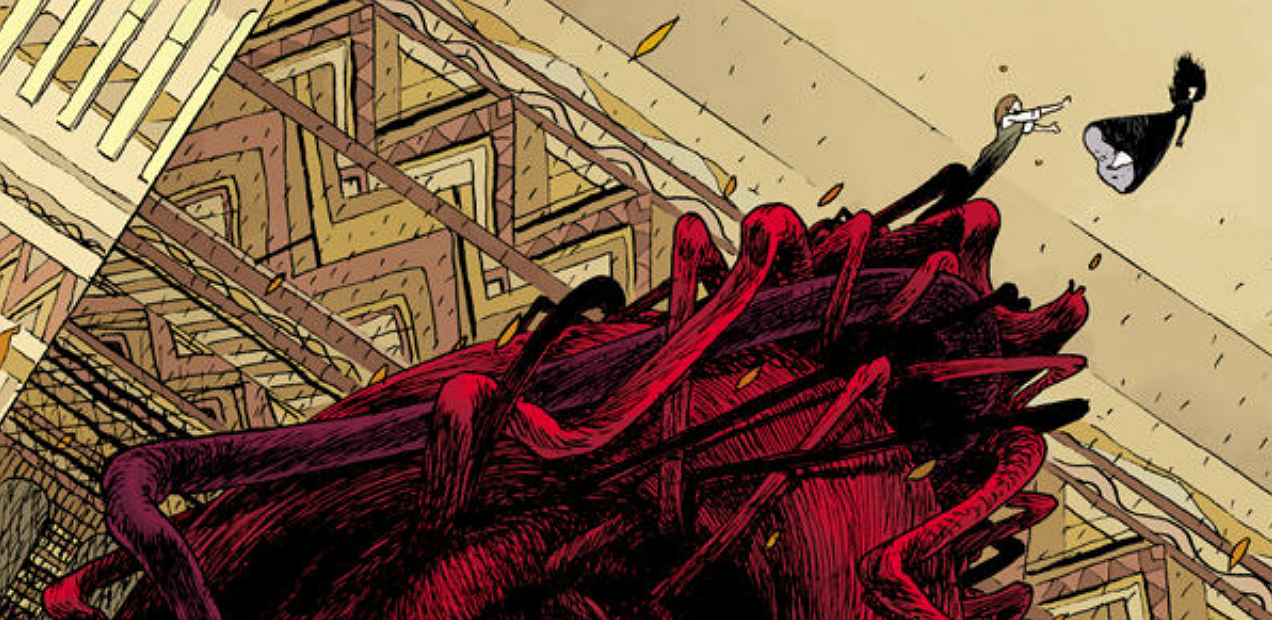 'HOUSE OF PENANCE' Comes To A Staggering End — HEY, KIDS! COMICS!