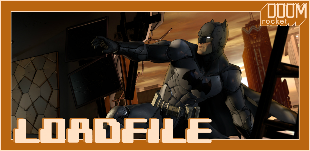 """""""Children Of Arkham"""" Is Telltale Getting Even More Cheeky With The Batman — LOAD FILE"""