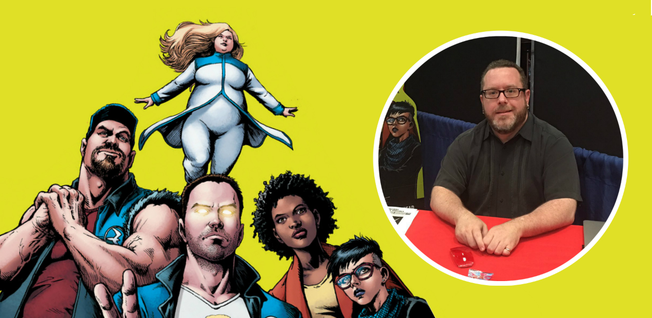 10 THINGS CONCERNING Rafer Roberts And Valiant's New Series, 'HARBINGER RENEGADES'