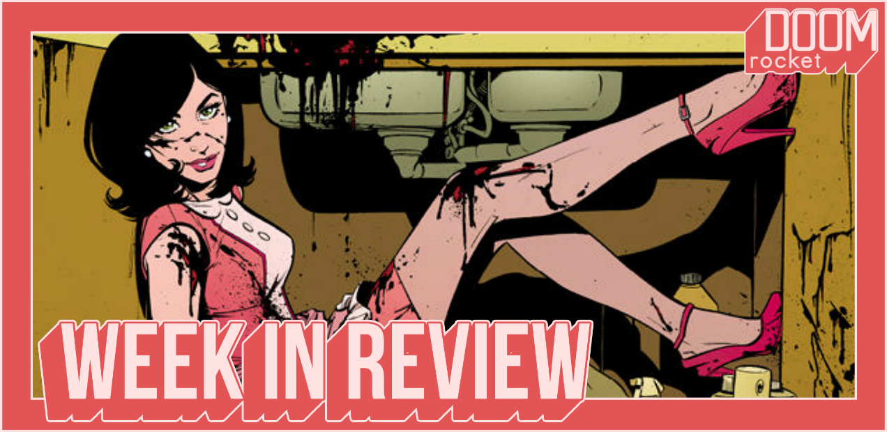 Joëlle Jones Continues To Slay Expectations With 'LADY KILLER 2' #2 — HEY, KIDS! COMICS!