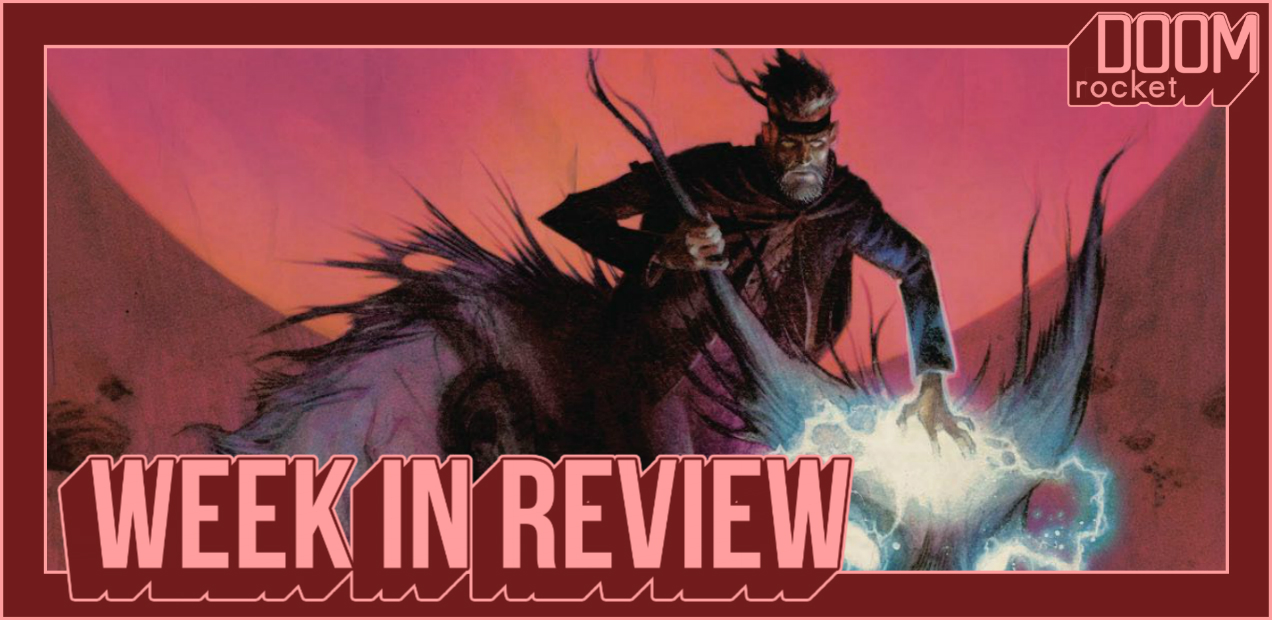 'SEVEN TO ETERNITY' #1 Is An Astonishing Debut From Remender & Opeña — HEY, KIDS! COMICS!