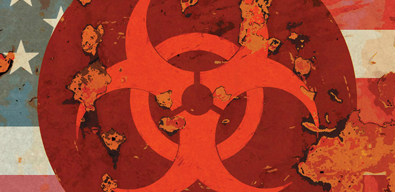 'BLOODSHOT U.S.A' Escapist Fantasy For Those Weary Of Social Feeds — HEY, KIDS! COMICS!