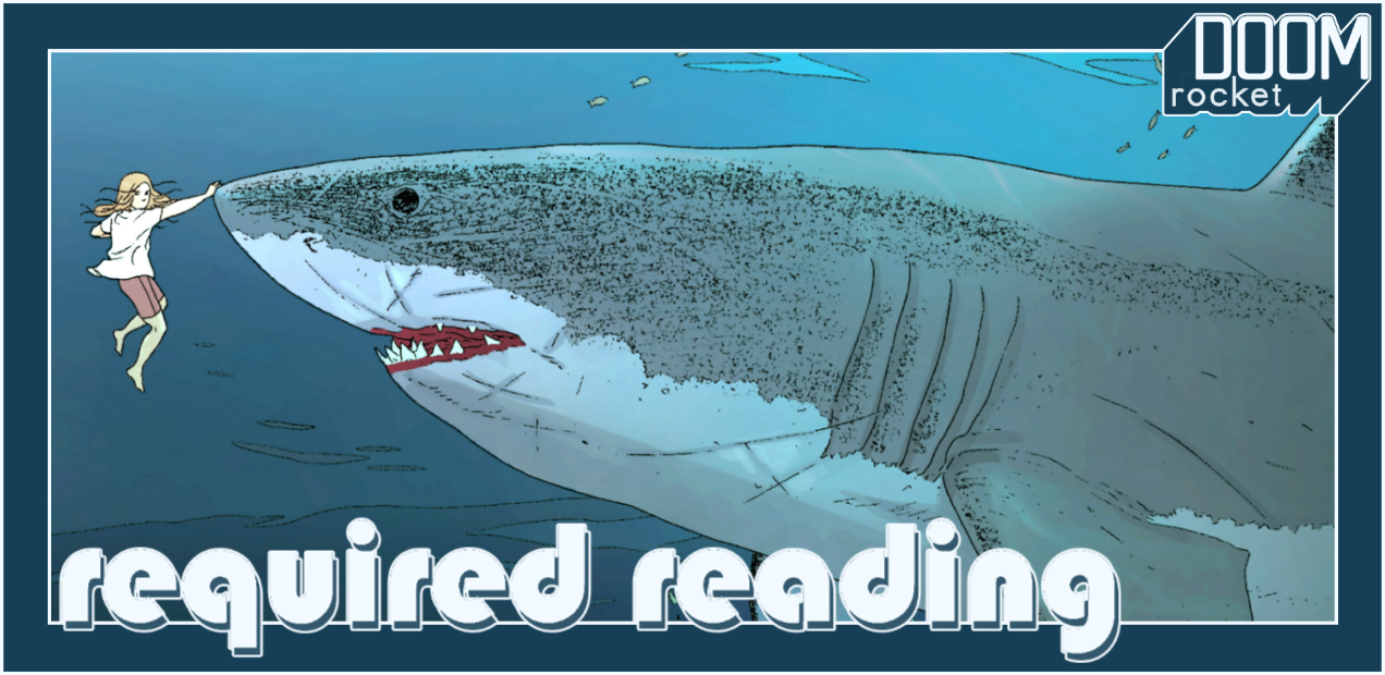 Humanoids' 'CARTHAGO' Is No Mere Shark Tale — HEY, KIDS! COMICS!