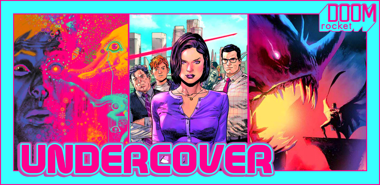 Farewells And Intrepid Reporters Grace This Week's Coolest Covers — HEY, KIDS! COMICS!