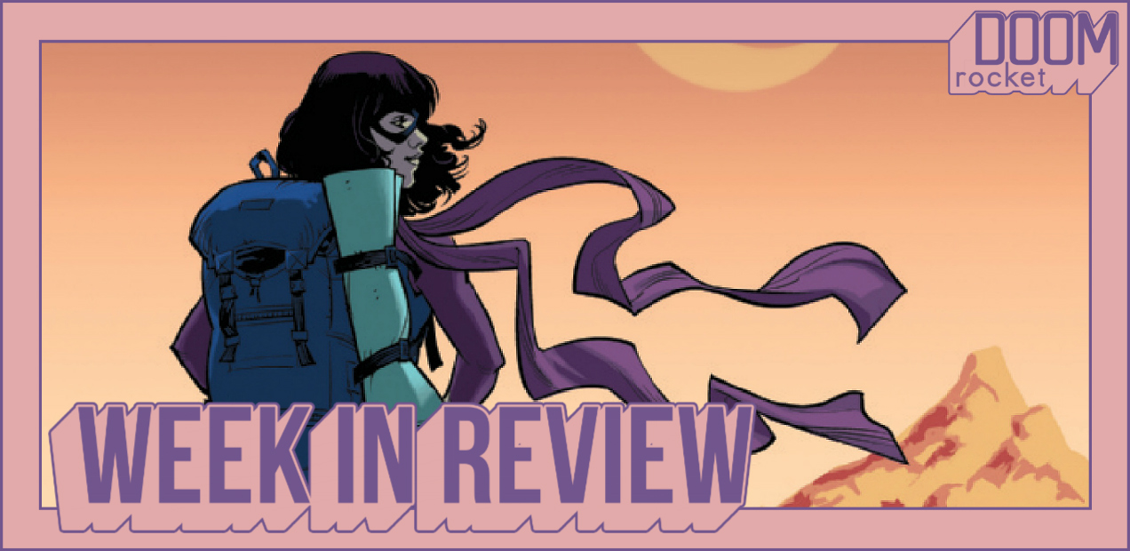 'MS. MARVEL' #12 Is A Serene, Beautiful Example Of Comic Book Art — HEY, KIDS! COMICS!