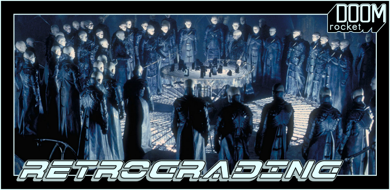 Before 'GODS OF EGYPT', Alex Proyas Made A Masterpiece: 1998's 'DARK CITY' — ANTI-MONITOR